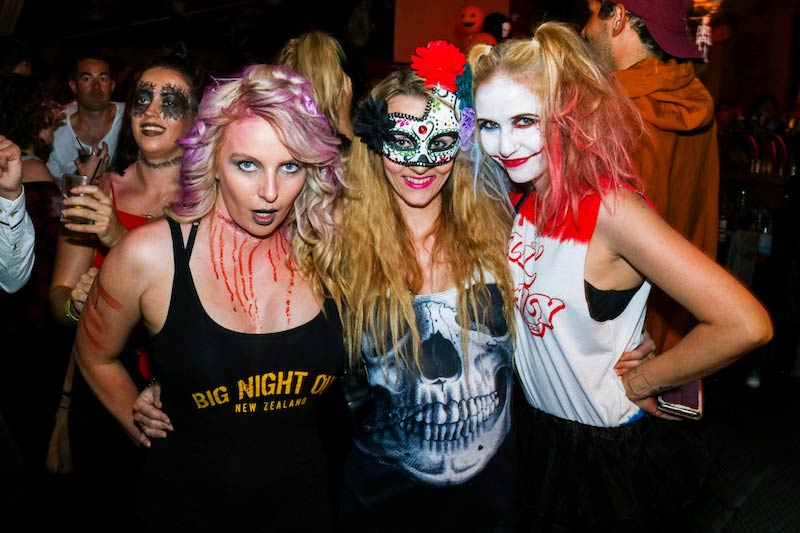 Halloween In New Zealand 2020 Big Night Out Pub Crawl Queenstown Nightlife Experience